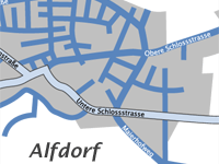 Location of Lorenz Messtechnik GmbH in Alfdorf